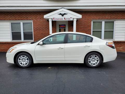 2012 Nissan Altima for sale at UPSTATE AUTO INC in Germantown NY