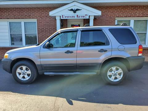 2007 Ford Escape for sale at UPSTATE AUTO INC in Germantown NY