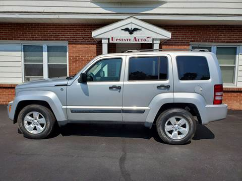2009 Jeep Liberty for sale at UPSTATE AUTO INC in Germantown NY