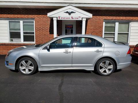 2010 Ford Fusion for sale in Germantown, NY