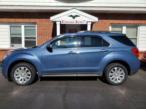 2011 Chevrolet Equinox for sale at UPSTATE AUTO INC in Germantown NY