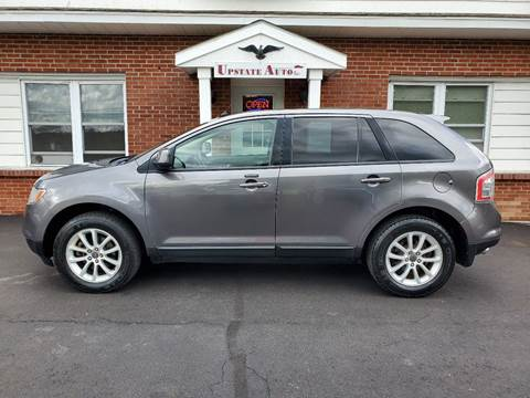2009 Ford Edge for sale at UPSTATE AUTO INC in Germantown NY