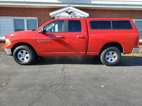 2011 RAM Ram Pickup 1500 for sale at UPSTATE AUTO INC in Germantown NY