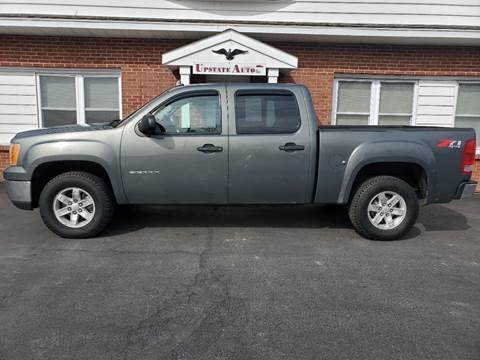 2011 GMC Sierra 1500 for sale at UPSTATE AUTO INC in Germantown NY