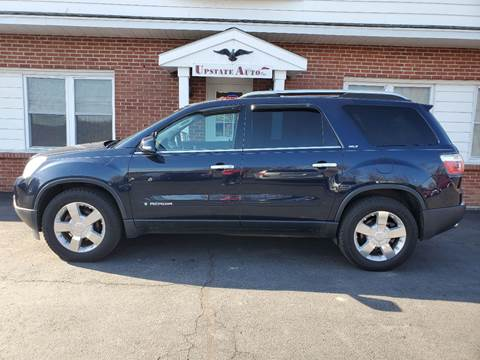 2008 GMC Acadia for sale at UPSTATE AUTO INC in Germantown NY