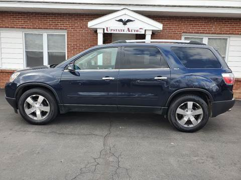 2012 GMC Acadia for sale at UPSTATE AUTO INC in Germantown NY
