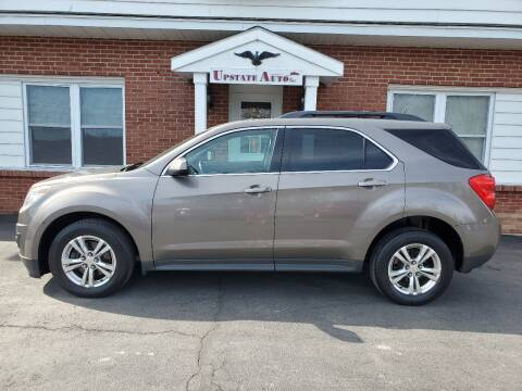 2012 Chevrolet Equinox for sale at UPSTATE AUTO INC in Germantown NY