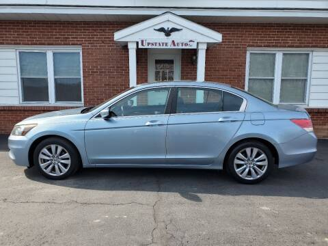 2011 Honda Accord for sale at UPSTATE AUTO INC in Germantown NY
