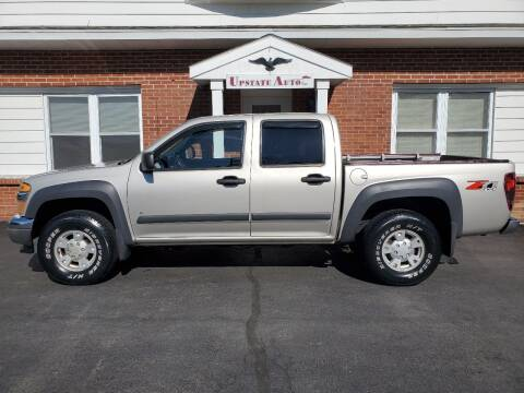 2006 Chevrolet Colorado for sale at UPSTATE AUTO INC in Germantown NY