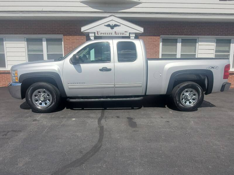 2012 Chevrolet Silverado 1500 for sale at UPSTATE AUTO INC in Germantown NY