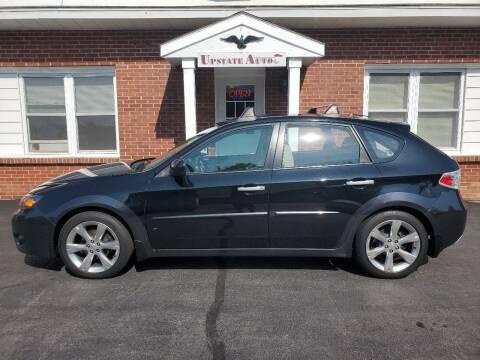 2011 Subaru Impreza for sale at UPSTATE AUTO INC in Germantown NY