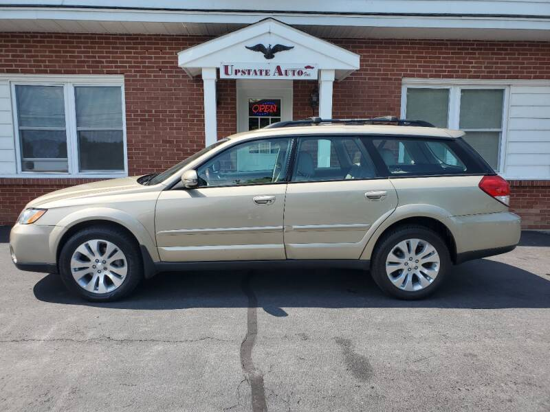 2008 Subaru Outback for sale at UPSTATE AUTO INC in Germantown NY