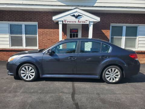 2012 Subaru Legacy for sale at UPSTATE AUTO INC in Germantown NY