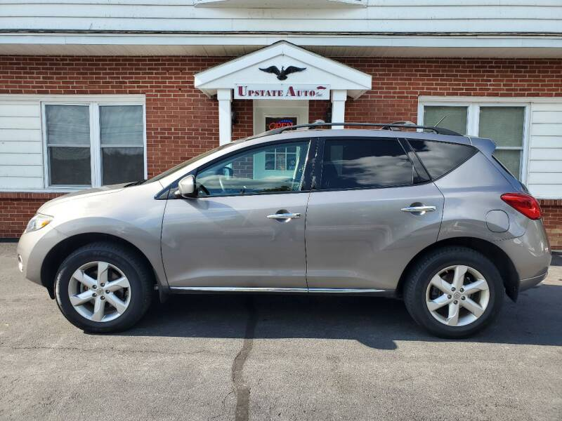 2010 Nissan Murano for sale at UPSTATE AUTO INC in Germantown NY