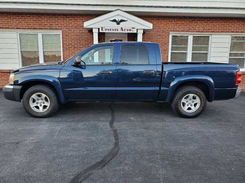 2005 Dodge Dakota for sale at UPSTATE AUTO INC in Germantown NY