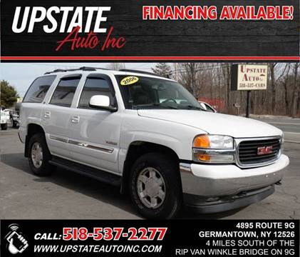 2006 GMC Yukon for sale at UPSTATE AUTO INC in Germantown NY