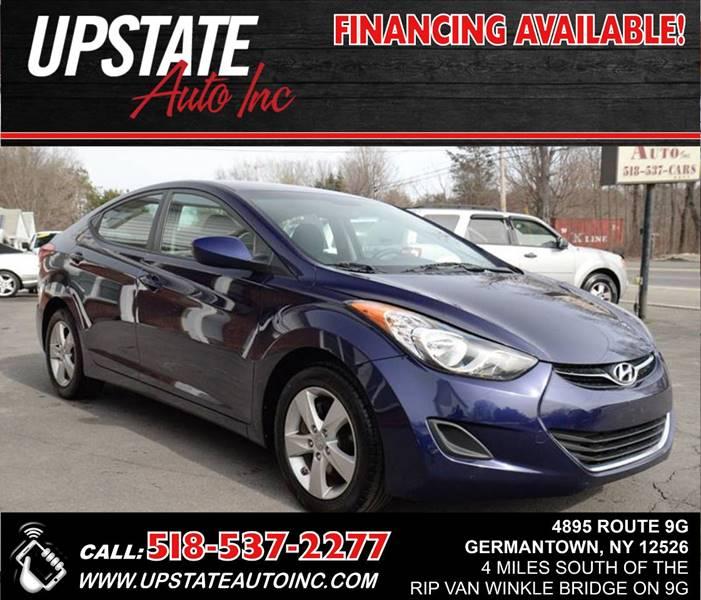 2011 Hyundai Elantra GLS 4dr Sedan - Germantown NY