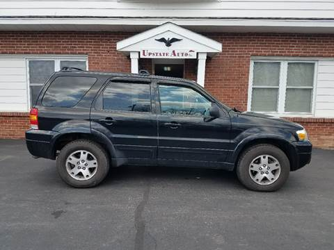 2005 Ford Escape for sale at UPSTATE AUTO INC in Germantown NY