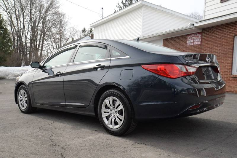 2011 Hyundai Sonata GLS 4dr Sedan - Germantown NY