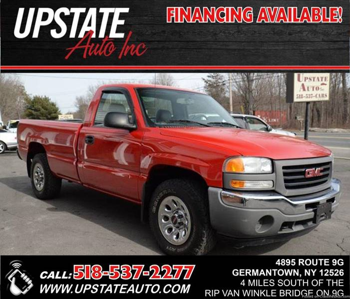 2006 GMC Sierra 1500 for sale at UPSTATE AUTO INC in Germantown NY