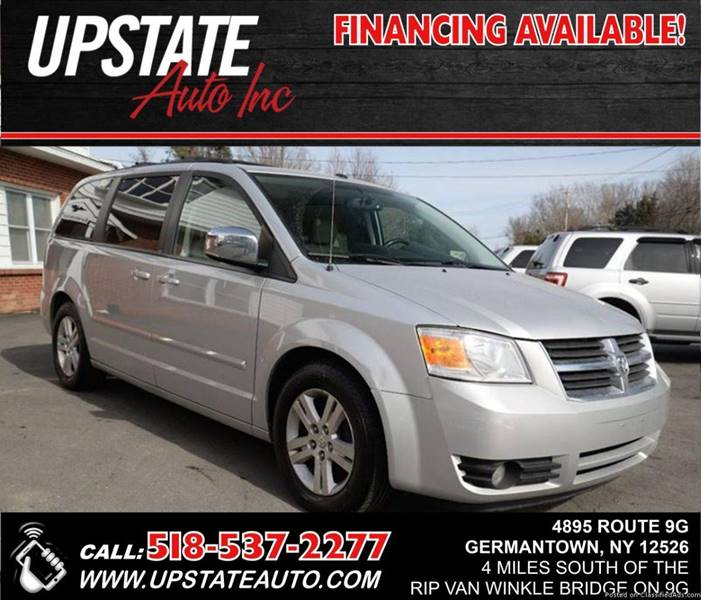 2008 Dodge Grand Caravan for sale at UPSTATE AUTO INC in Germantown NY