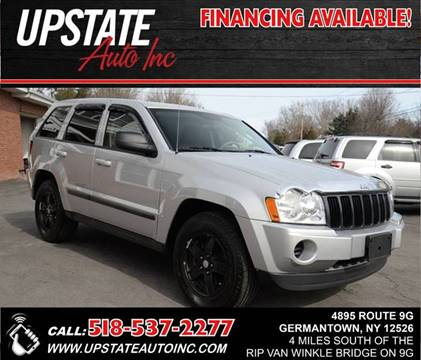 2007 Jeep Grand Cherokee for sale at UPSTATE AUTO INC in Germantown NY