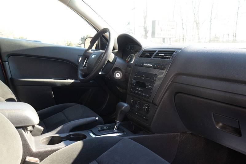 2006 Ford Fusion V6 SE 4dr Sedan - Germantown NY