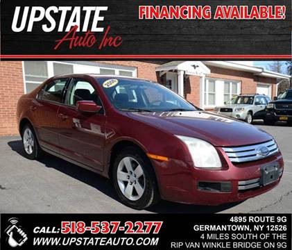 2006 Ford Fusion for sale in Germantown, NY