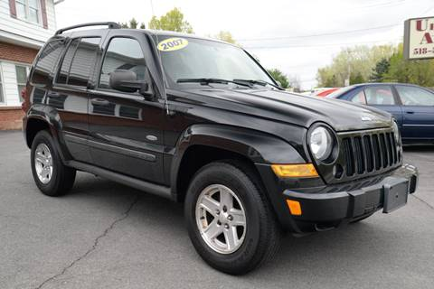 2007 Jeep Liberty for sale in Germantown, NY