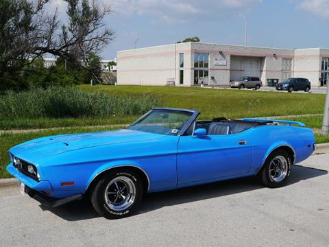 1972 Ford Mustang for sale in Alsip, IL