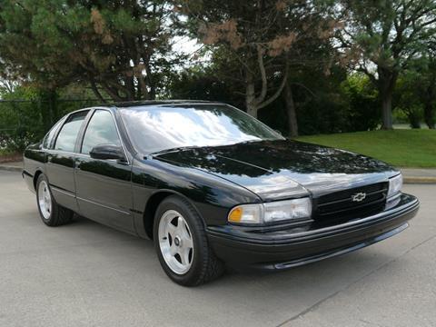 1996 Chevrolet Impala for sale in Alsip, IL