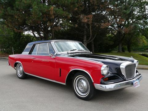 1962 Studebaker Hawk for sale in Alsip, IL