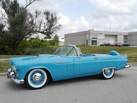 1956 Ford Thunderbird for sale in Alsip, IL
