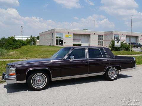 1988 Cadillac Brougham for sale in Alsip, IL