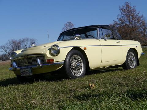1969 MG MGC for sale in Alsip, IL