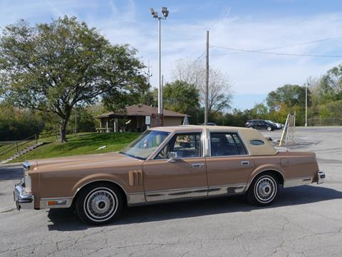 1983 Lincoln Mark VI For Sale In Alsip, IL