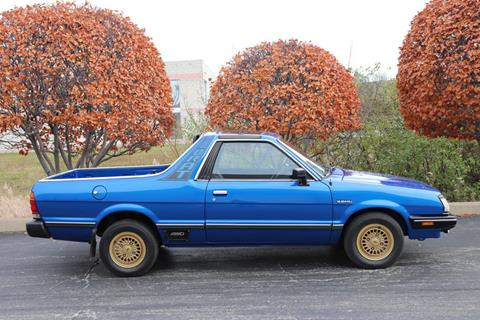 Subaru Brat For Sale In Vincennes In Carsforsale Com