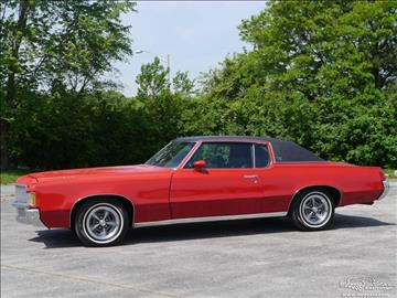 other non B-body 1972 Classic Pontiacs Photo Gallery at ...
