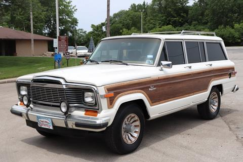1985 Jeep Grand Wagoneer for sale in Alsip, IL