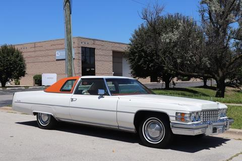 1974 Cadillac DeVille for sale in Alsip, IL