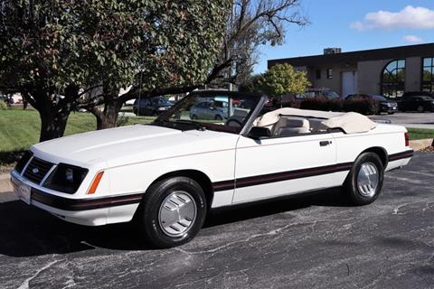 1983 Ford Mustang for sale in Alsip, IL