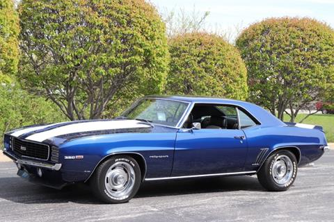 Used 1969 Chevrolet Camaro For Sale In Gulfport Ms Carsforsale Com
