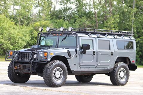 2006 HUMMER H1 Alpha for sale in Alsip, IL