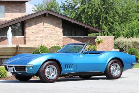 Corvettes For Sale In Md >> 1968 Chevrolet Corvette For Sale In Alsip Il