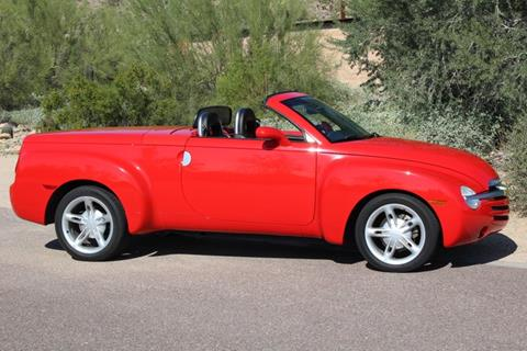 2005 Chevrolet SSR for sale in Alsip, IL