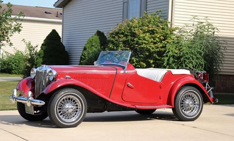 1952 MG TD for sale in Alsip, IL