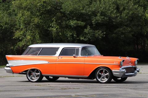 1957 Chevrolet Nomad for sale in Alsip, IL