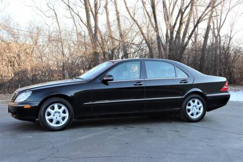 2002 Mercedes-Benz S-Class S 500 for sale at Midwest Car Exchange in Alsip IL