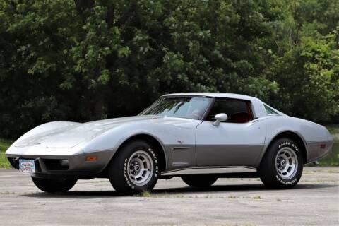 1978 Chevrolet Corvette for sale at Midwest Car Exchange in Alsip IL