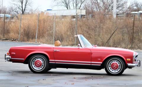 1970 Mercedes-Benz 280-Class for sale at Midwest Car Exchange in Alsip IL